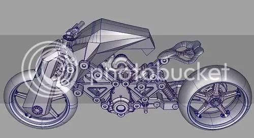 Renovatio Concept by Confederate Motor Company