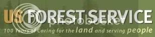 U.S. Forest Service logo/banner
