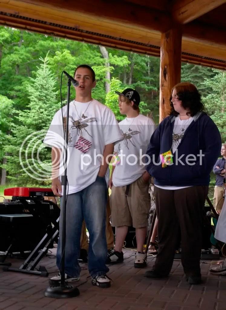 Zaagkii Project,Zaagkii Wings and Seeds Project,2008,teens,teenagers,students,bees,butterflies,pollinators