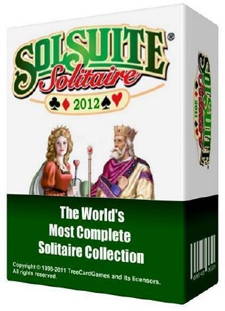 SolSuite Solitaire 2012 v12.3 + Rus + Graphics Pack 12.03 + Portable