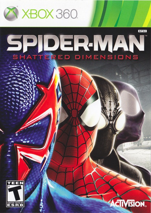 Spider-Man: Shattered Dimensions (2010) XBOX360-COMPLEX