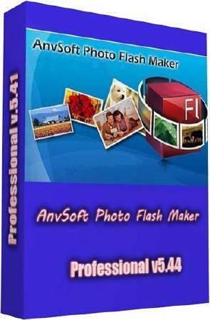 AnvSoft Photo Flash Maker Professional v.5.45