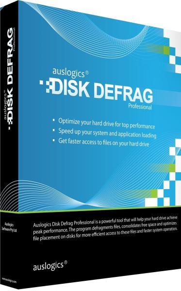 Auslogics Disk Defrag Pro 4.3.9.0