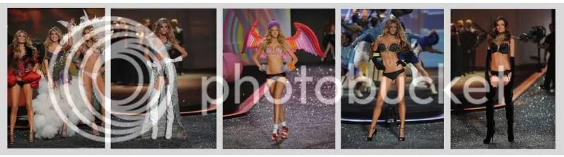 victoria's secret,heidi klum,miranda kerr,chanel iman,alessandra ambrossio,fashion,models,2009,fashion show,cbs