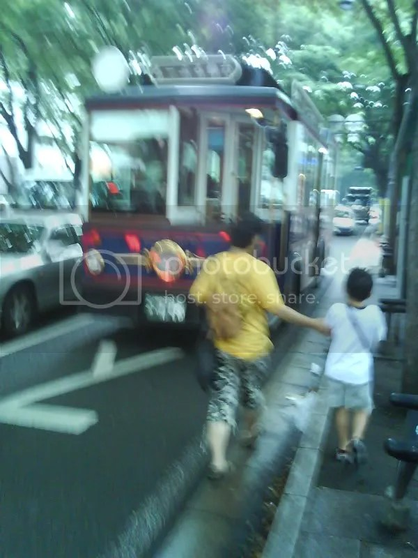 The Loople Sendai city bus