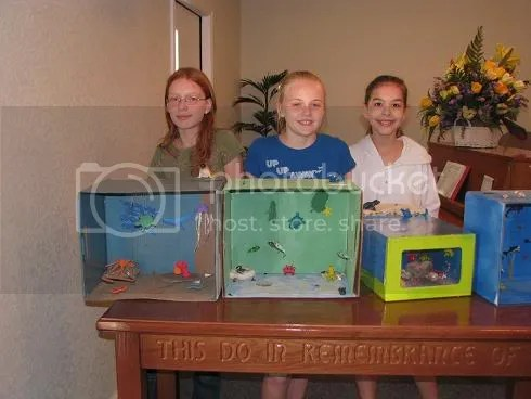 homeschool project