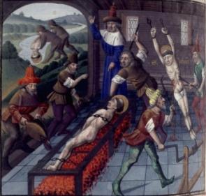 Speculum historiale. V. de Beauvais. XVe.