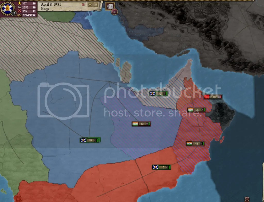 Arabian Front