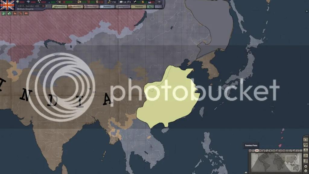 Asia 1943