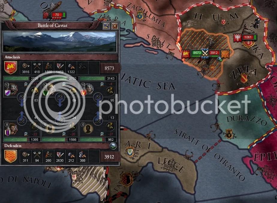 Battle of Cravtat