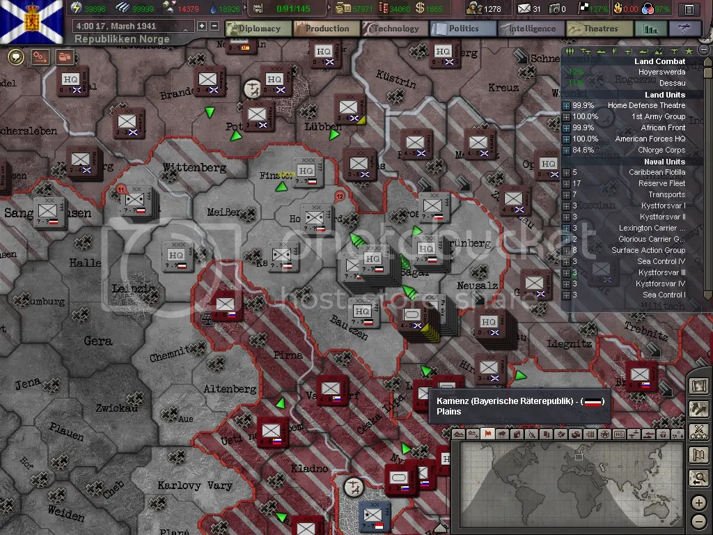 Second Great Encirclement I