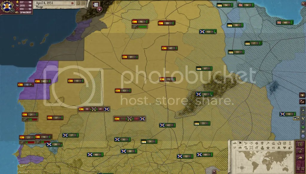 Sahel Counterattack