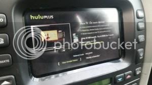 my video multimedia hub install on retrofitted satnav