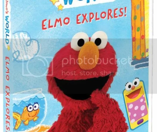 Amazoncom Sesame Street Elmos World Summer Vacation 527x900