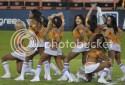 Houston Dynamo Girls MLS Cheerleaders at Football Fashion