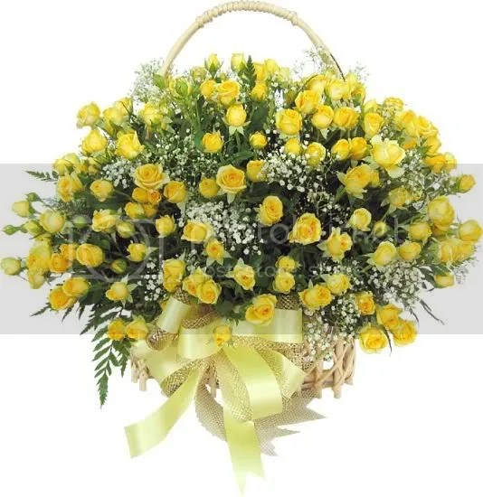 un buchetel de flori pt un zambet de Inviere