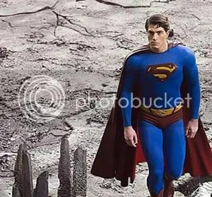 Superman, ¿tanto te cuesta poner un candado?