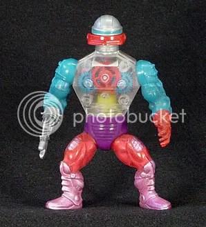 Roboto, no, no es un estuche para guardar chucher�as.