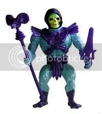El Skeletor original, mucho torso y mucha cabeza.