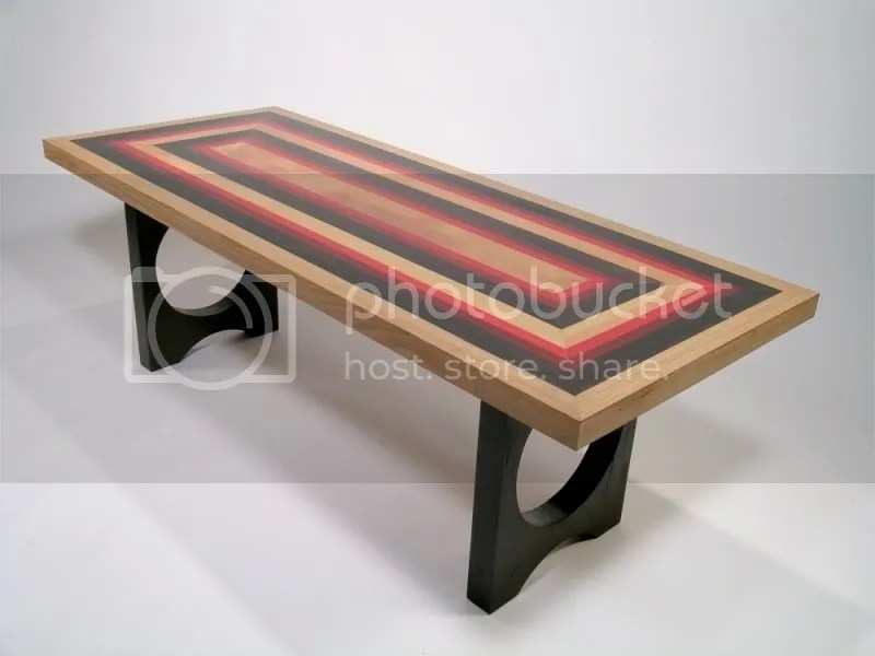 Humilitas table by Michael Yonke