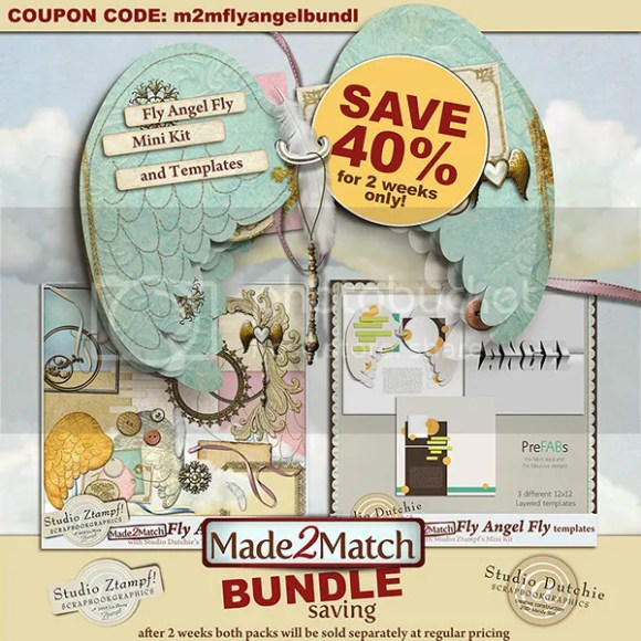 Ztampf-Dutchie Made2Match Bundle