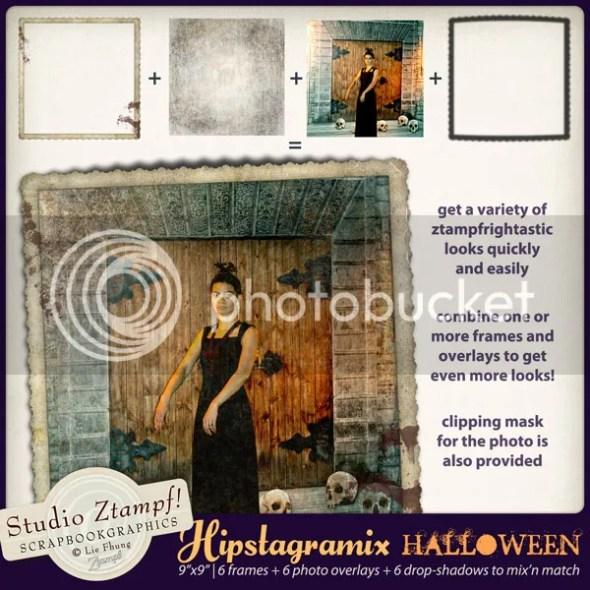 Hipstagramix Halloween at http://shop.scrapbookgraphics.com/Hipstagramix-Halloween-Photo-Edges-Overlays-Shadows.html