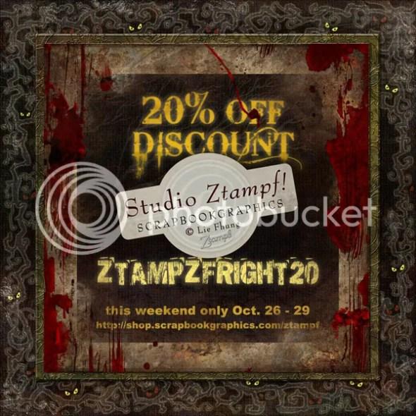 20% OFF Discount Coupon @ Studio Ztampf! - http://shop.scrapbookgraphics.com/Ztampf