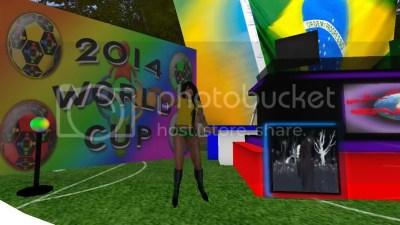 World Cup Football Party