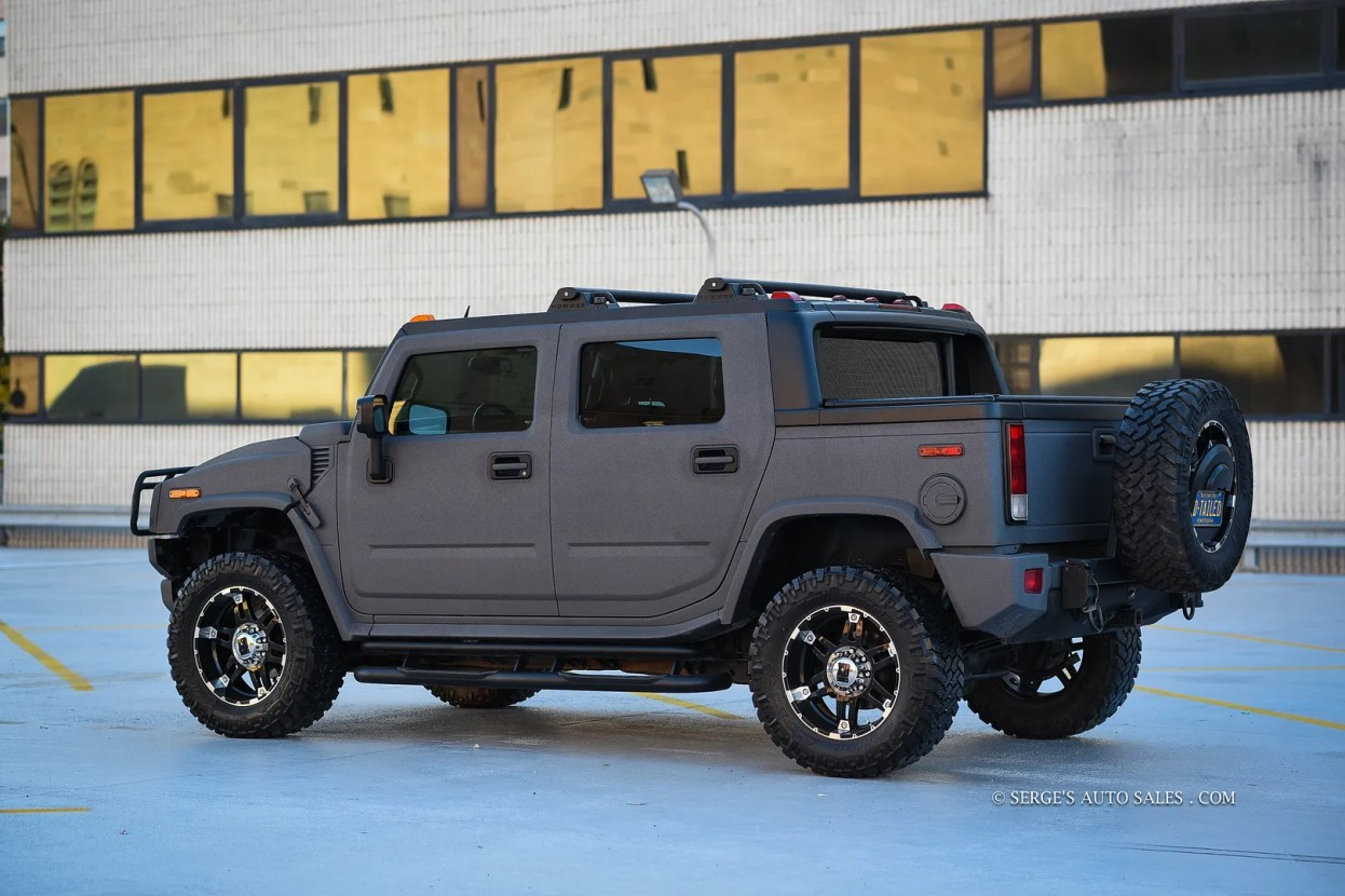 2009 Kevlar Hummer H2 SUT SOLD - Serges Auto Sales of Northeast PA