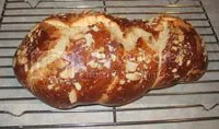 Turkish Easter Bread