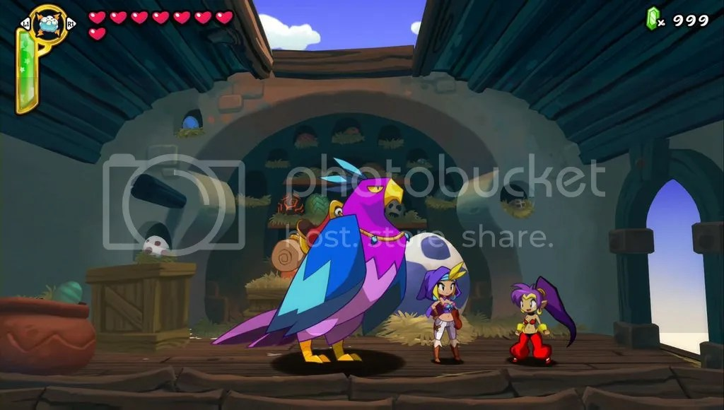Shantae Half Genie Hero Review News Reviews Bowties