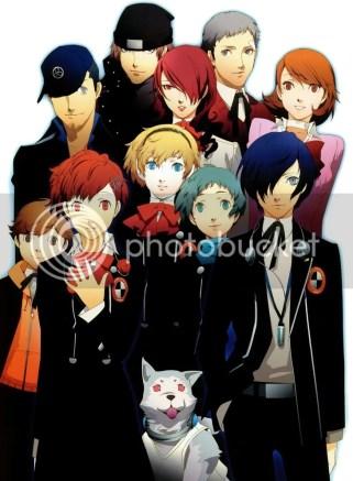 Persona 3 Cast