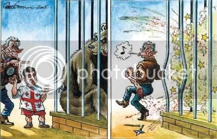 South Ossetia comic