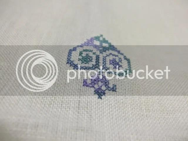 sample stitch