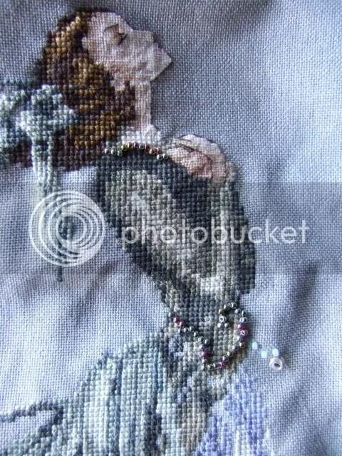 Stargazer 1st beads