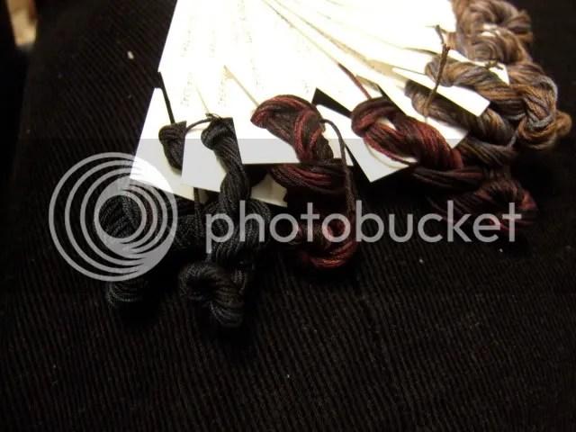 D-bags sorted -varigated