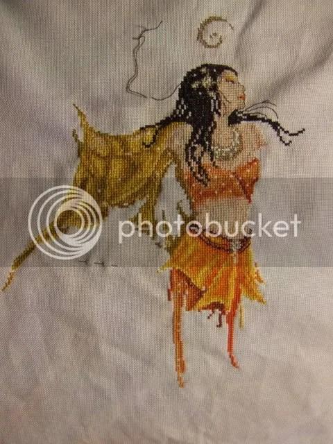 fire goddess,joan elliott