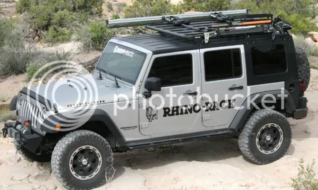 rhino rack jeep jk backbone pioneer