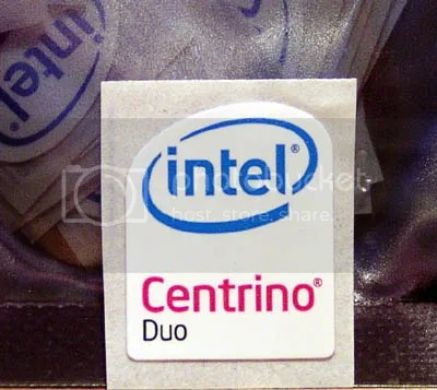 Intel Centrino Duo (without logo) 16mm x 19mm