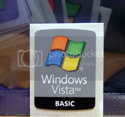 Windows Vista Basic 18mm x 24mm