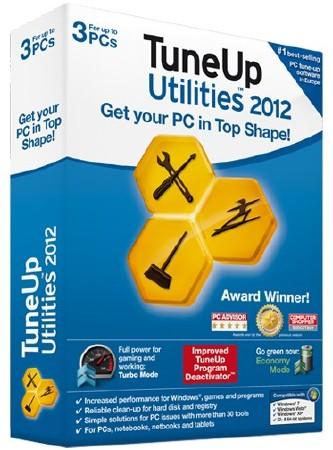 TuneUp Utilities 2012 12.0.3010.52 (Rus)
