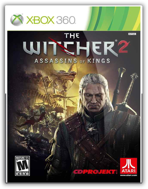 The Witcher 2: Assassins of Kings (2012) PAL.XBOX360-SWAG / Polaco versão