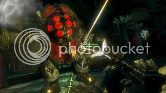 Sin duda, Bioshock 2 será uno de los juegos del año.