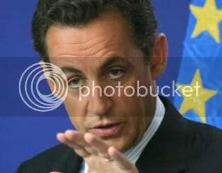 Sarkozy va a ser recordado, con el tiempo veremos como.