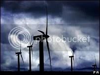 7000 generadores eólicos en Inglaterra para 2020