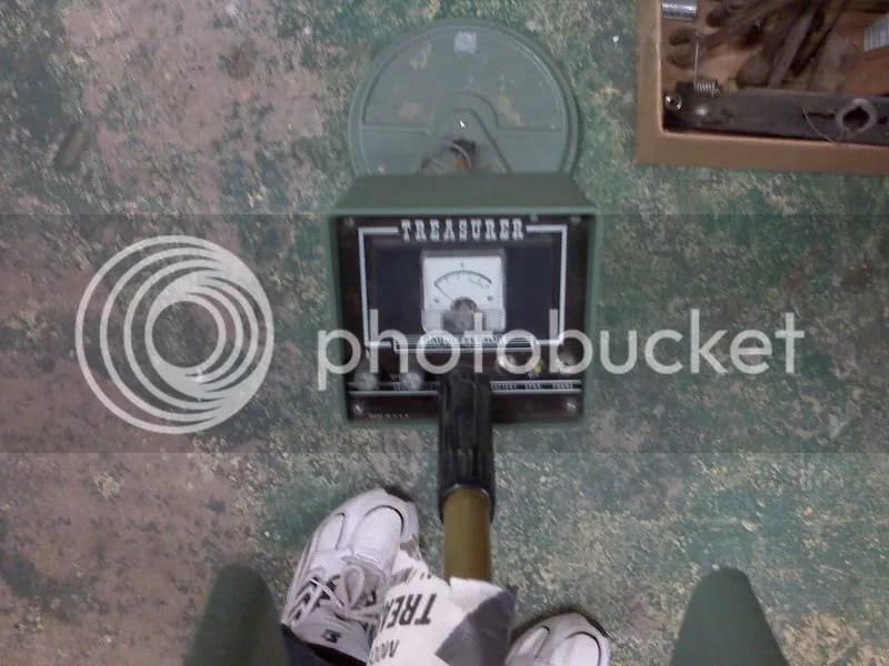 2008 Mxt Metal Detector