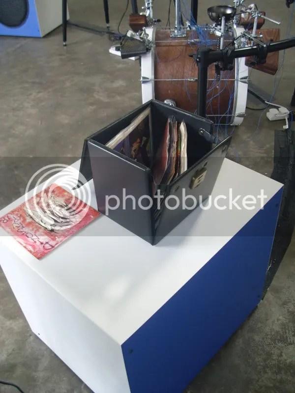 #Unravel vinyl