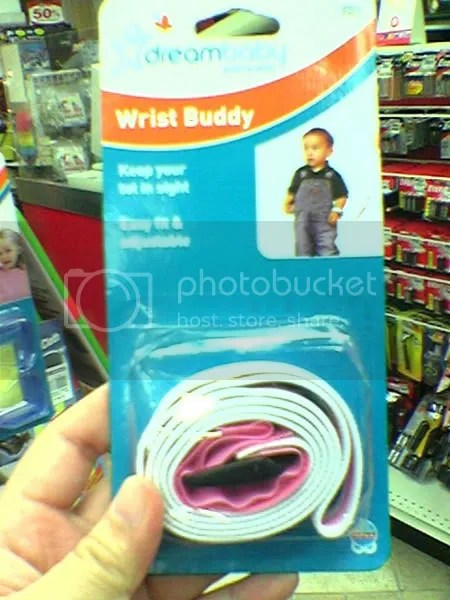 Wrist buddy