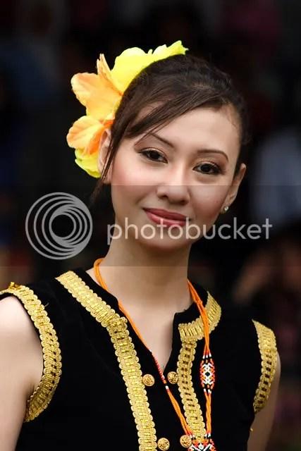 Kadazan Girl