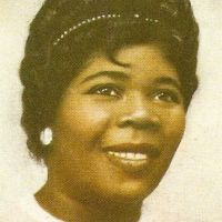 Bob Marley's Mother Cedella Editha Marley/ Booker (Malcolm)